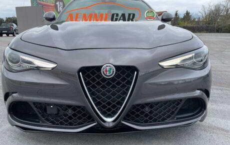 ALFA ROMEO GIULIA 2.9t V6 AT8 QUADRIFOGLIO 510CV