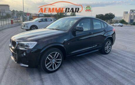 BMW X4 X-DRIVE M-SPORT
